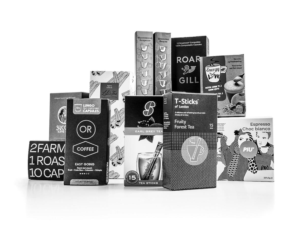 Verpakkingen door Drukkerij M. Janssens